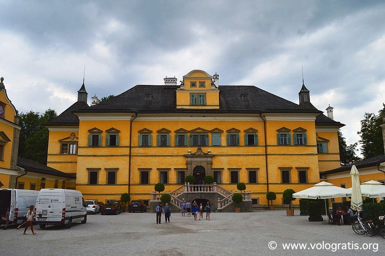 foto salisburgo hellbrunn
