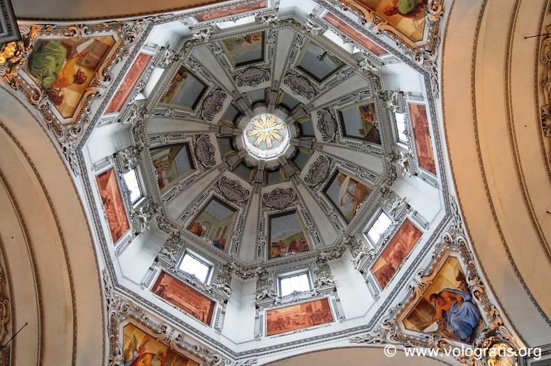 foto cupola duomo salisburgo