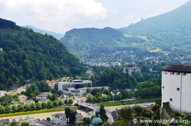 foto panorama salisburgo