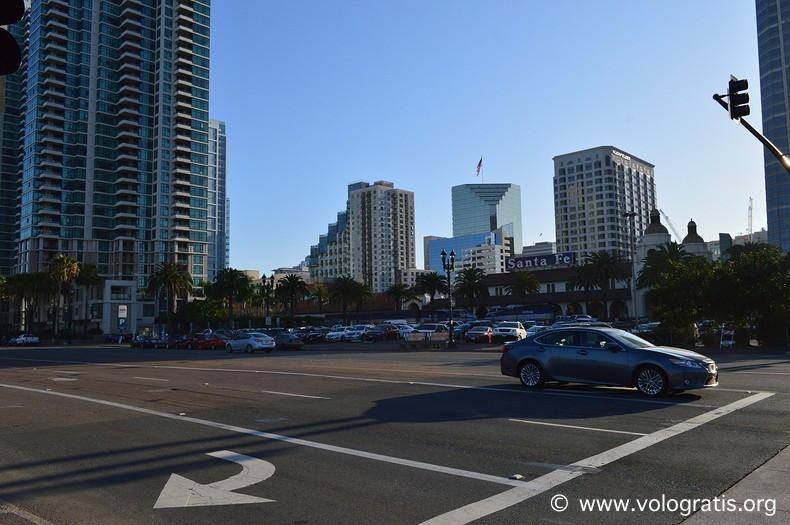 foto downtown san diego