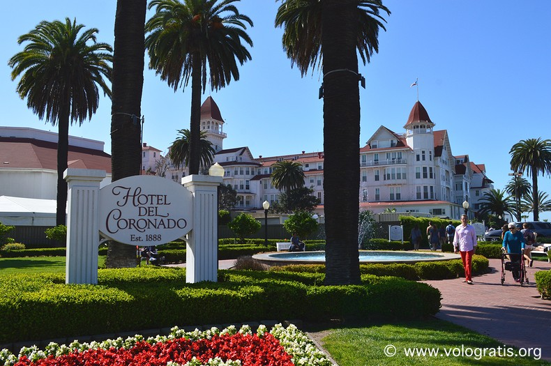 foto san diego hotel coronado