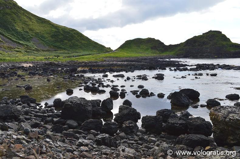 foto irlanda del nord gigante