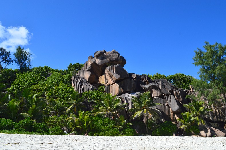 grand anse la digue