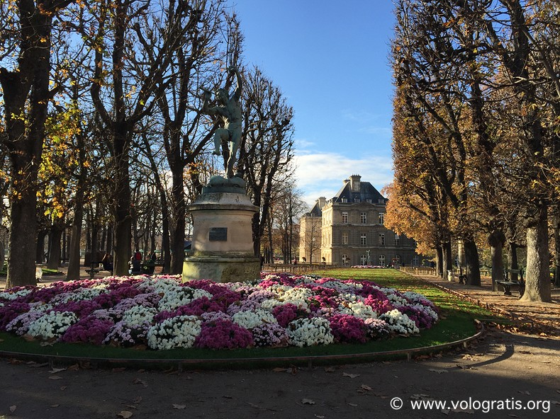 foto parigi jardin