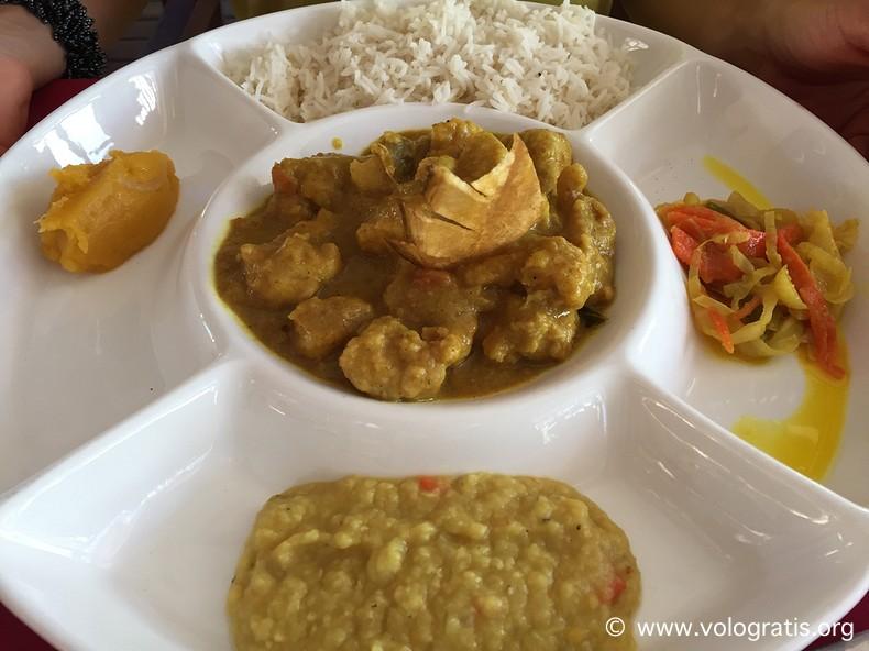 viaggio alle seychelles polpo al curry