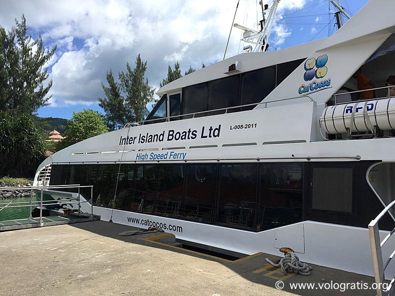 viaggio alle seychelles nave mahe praslin