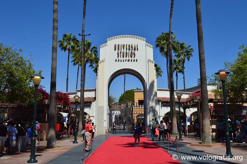 foto los angeles universal studios