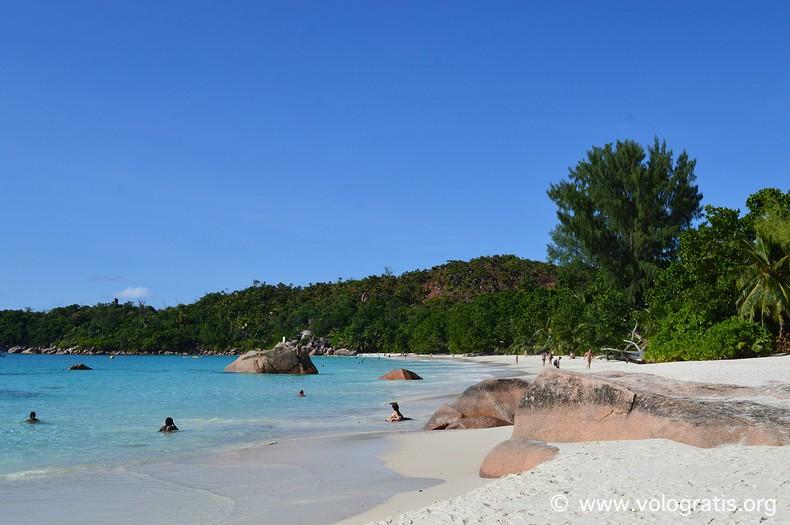 anse lazio viaggio alle seychelles