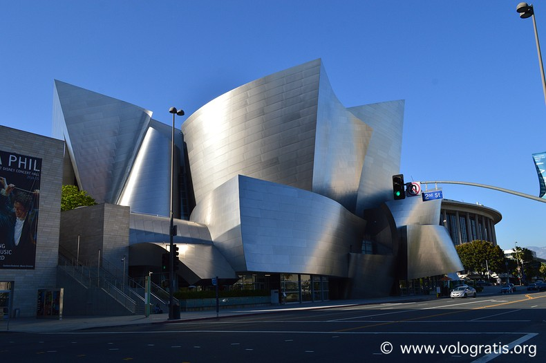 foto los angeles walt disney concert hall