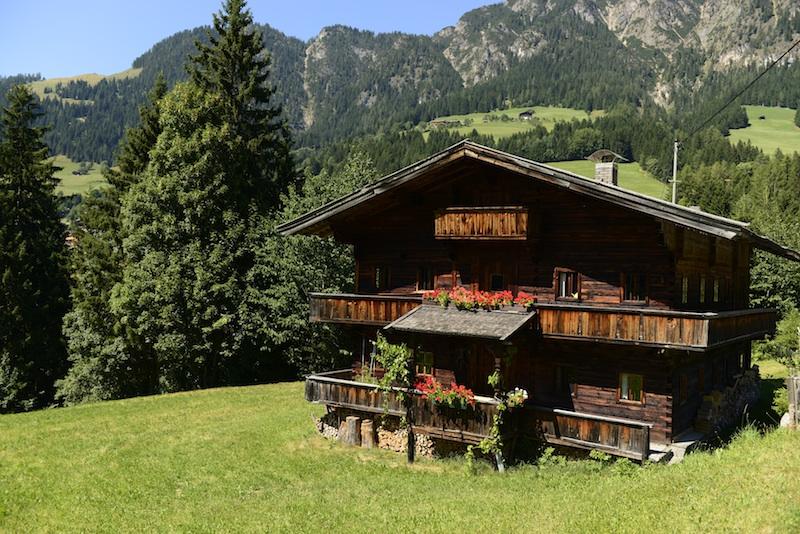 In partenza per il Tirolo austriaco