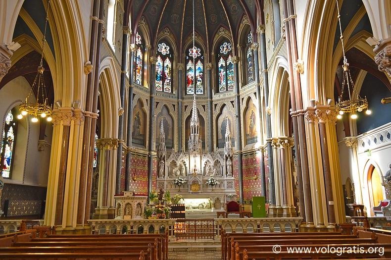 racconto viaggio irlanda chiesa drogehda