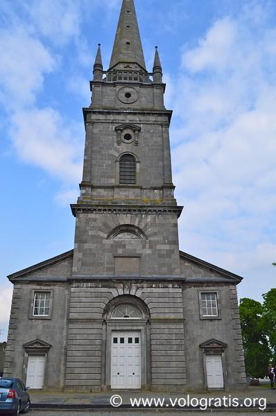 diario di viaggio irlanda church drogehda