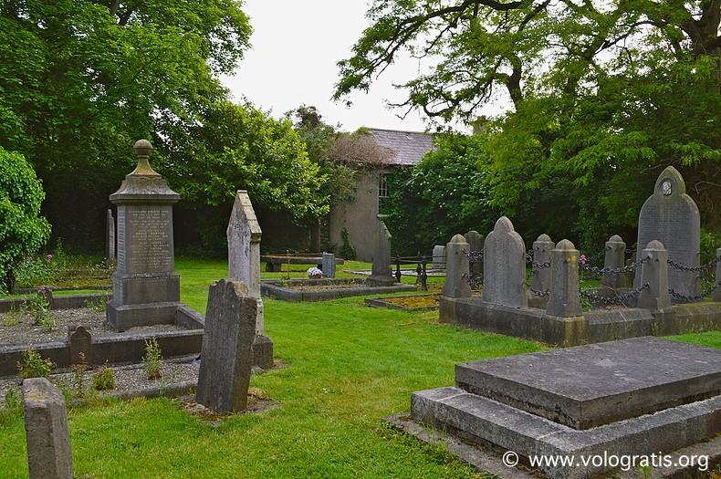 diario viaggio irlanda cimitero