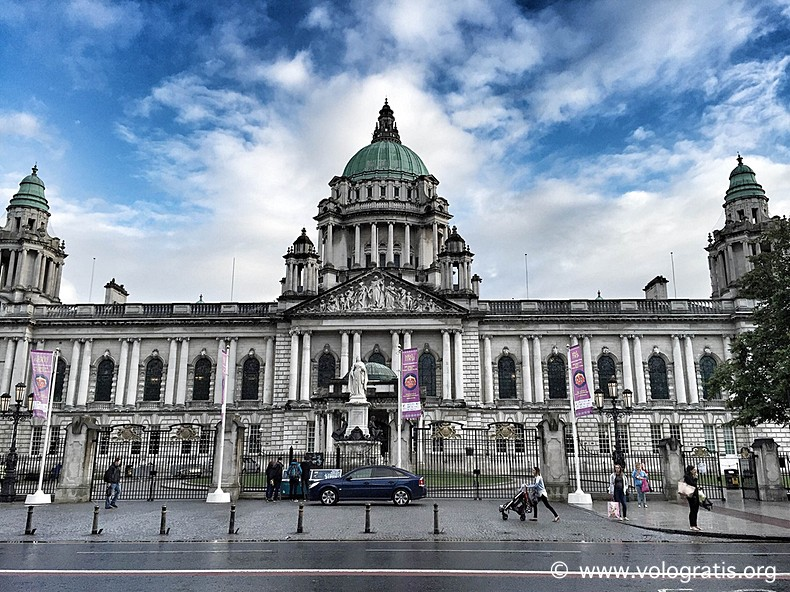 foto belfast city hall