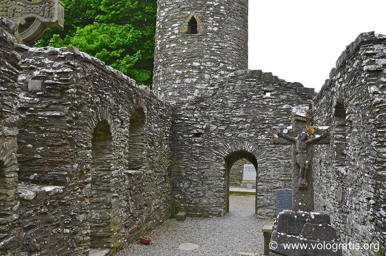 racconto viaggio irlanda monasterboice