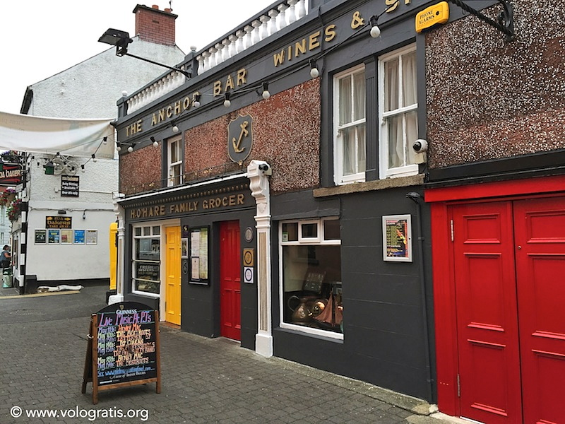 diario viaggio irlanda pub