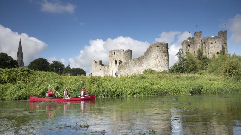 viaggio in irlanda trim castle