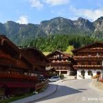 Diario di viaggio in Tirolo. Alpbachtal, Austria