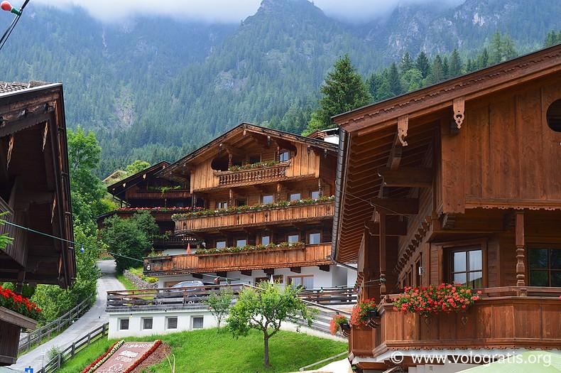 diario viaggio tirolo austria