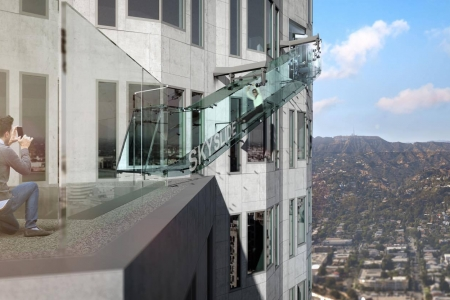 skyslide los angeles