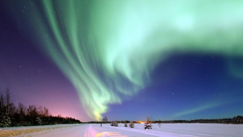 aurora boreale dove quando vederla