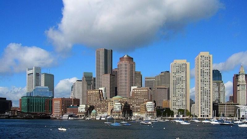 voli per boston