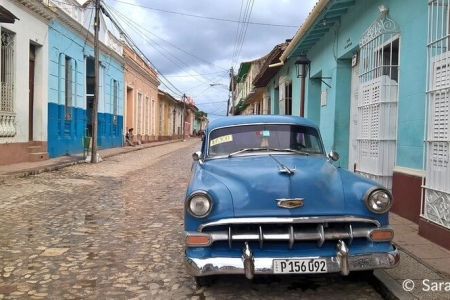 diario di viaggio cuba