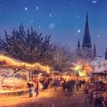 Voli low cost per i mercatini di Natale da € 20 a/r