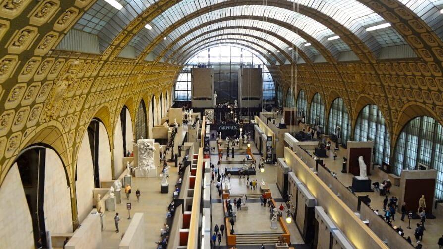 cosa vedere a parigi musei