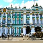 Voli per San Pietroburgo a € 131 a/r