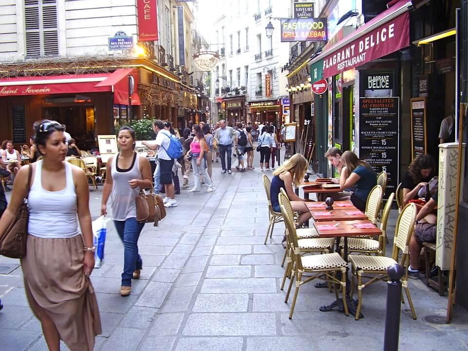 cosa vedere a parigi 8