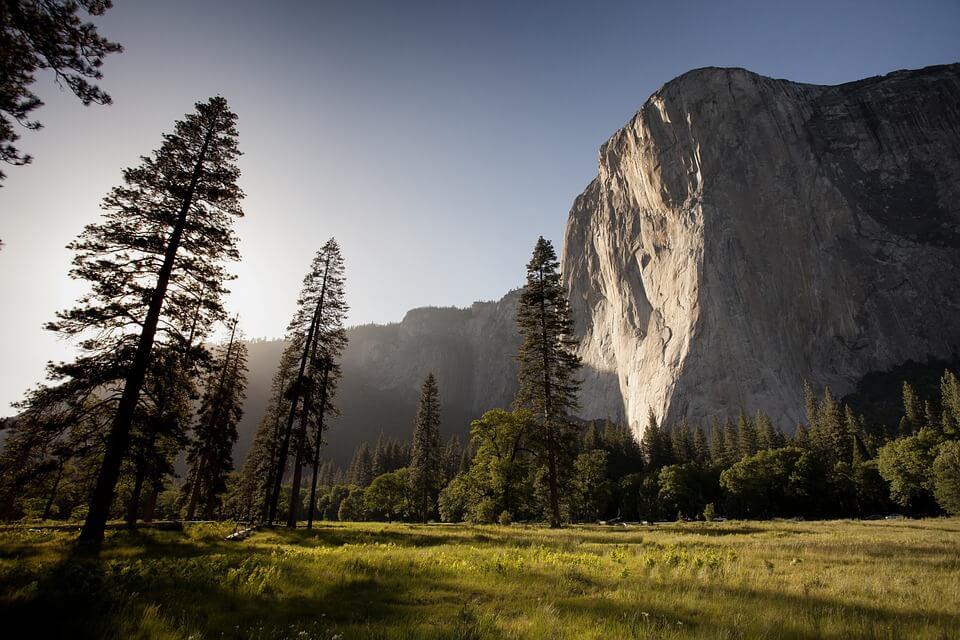parchi della california