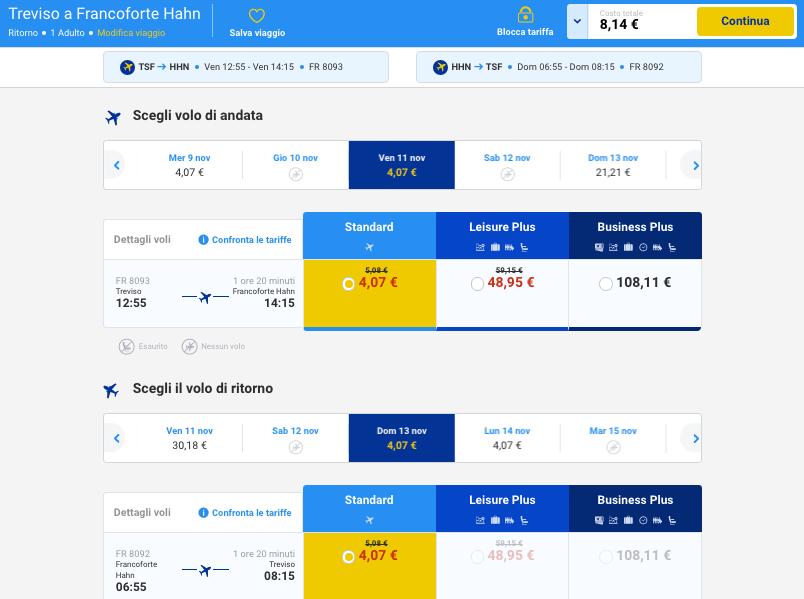 viaggi economici aereo