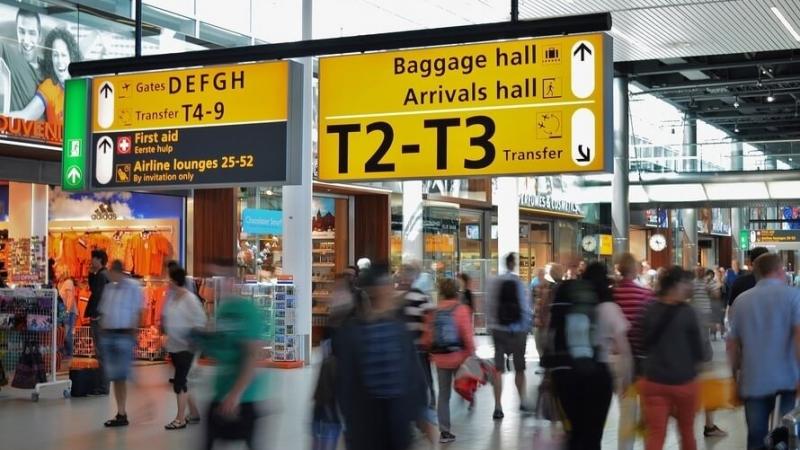 password wifi aeroporti