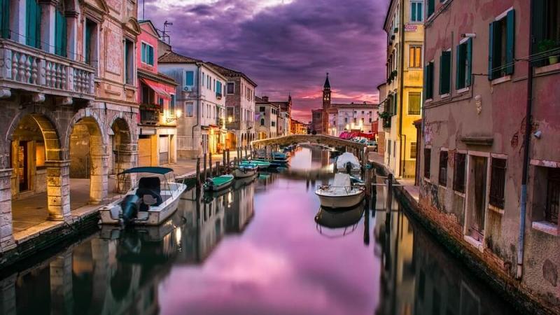 concorso per vincere un viaggio a venezia