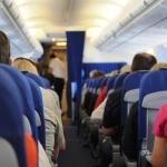 La compagni aerea che vieta i bambini