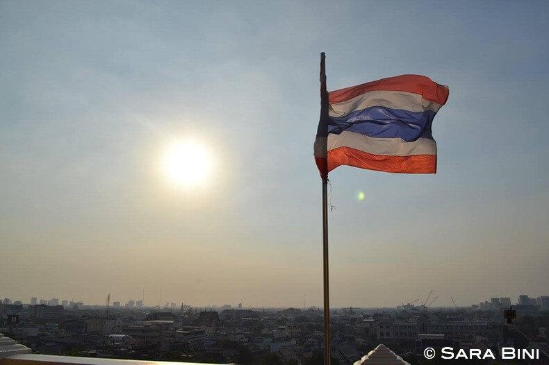 diario di viaggio thailandia