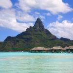 Concorso per vincere un viaggio a Tahiti, in Polinesia