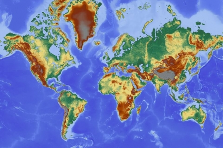 mappa paesi piu pericolosi del mondo