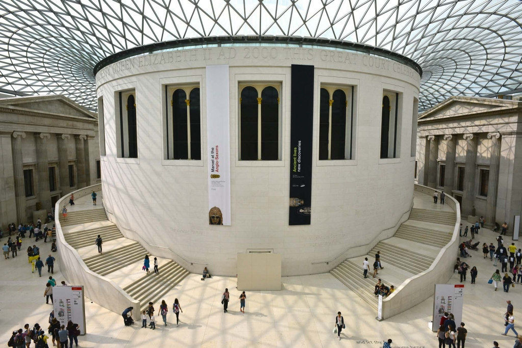 British Museum - Musei a Londra