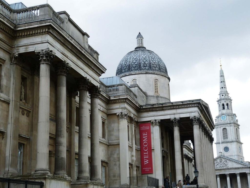National Gallery - Musei a Londra