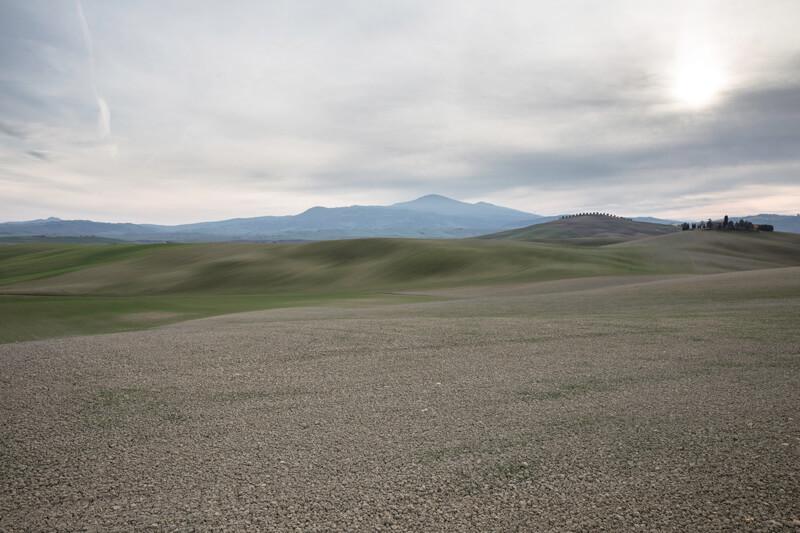 Colline della Val d'Orcia (Ph: Luca Storri)