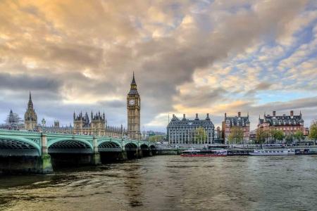 Prima volta a Londra
