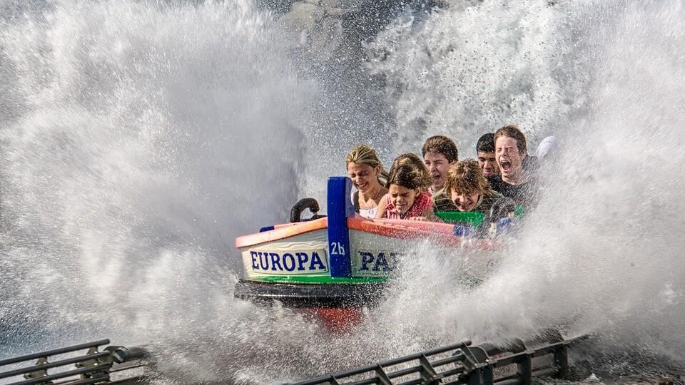 parchi divertimento piu belli europa
