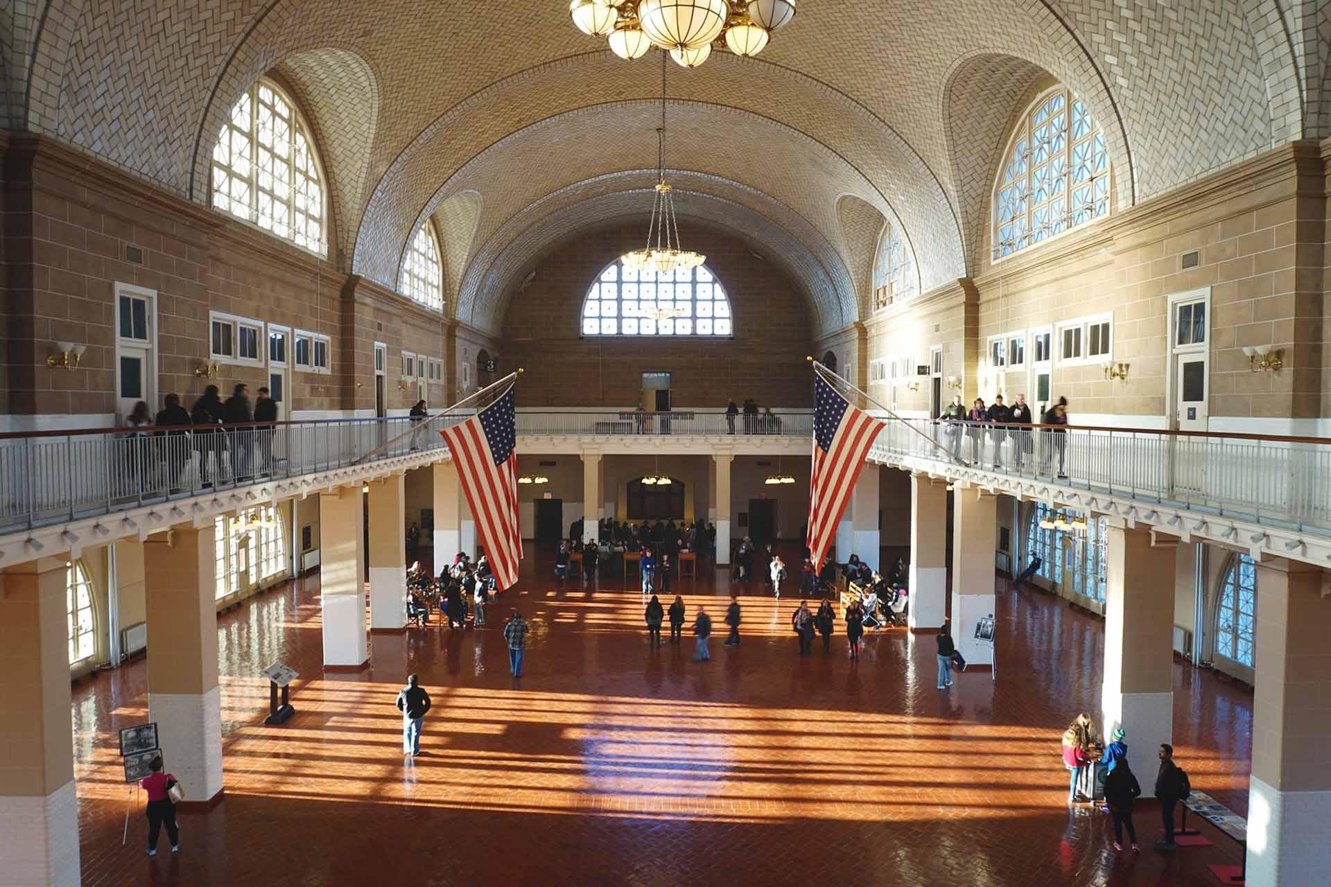 Visitare Ellis Island A New York Alla Ricerca Della