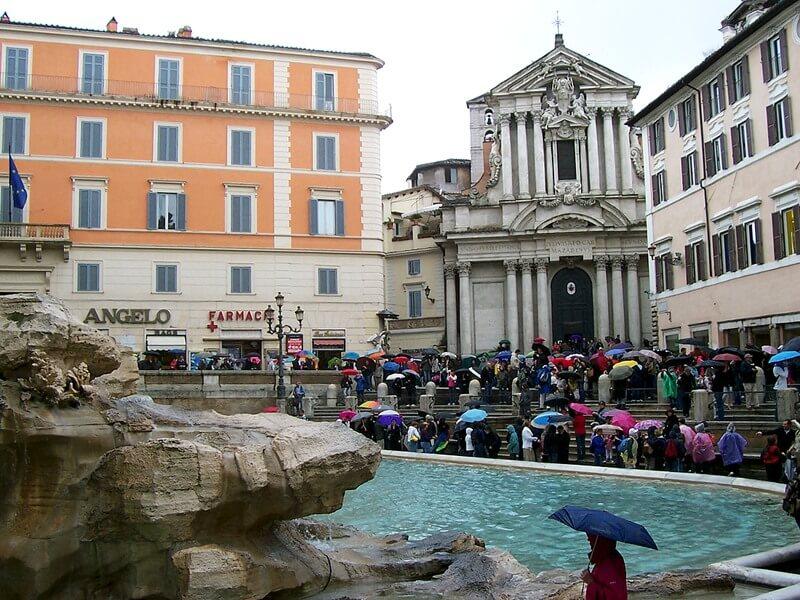 luoghi sconosciuti di roma