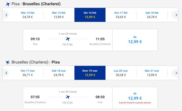 voli ryanair a partire da 5 euro (2)