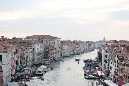 luoghi panoramici di venezia
