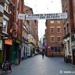 Diario di viaggio a Liverpool