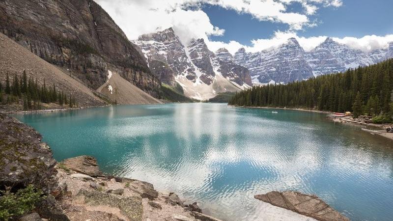 cosa vedere in Alberta